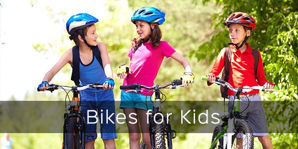 find the perfect kids bike